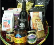 KAUNE'S Taste of New Mexico Gift Basket